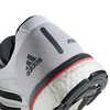 Chaussures de course route Adizero Boston Boost 7 Blanc Ftwr/Charbon/Rouge impact
