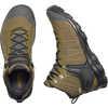 Chaussures de randonnée imperméables Venture Mid Olive foncée/Corbeau