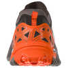 Chaussures de course sur sentier Bushido II Carbone/Tangerine
