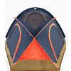 Homestead Domey 3-Person Tent Shady Blue-Papaya Orange