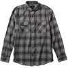 Cassidy Lightweight Flannel Shirt Grey