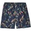 """Baggies 7"""" Shorts Parrots: Stone Blue"""