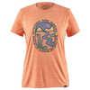 T-shirt Cap Cool Daily Graphic DEL rêve : teinte X sorbet aux pêches