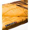 Sac de couchage Homestead Rec -7 °C Motif poly faible orange zinnia/Jaune citrine