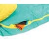 Rave -1C Down Sleeping Bag Sea Glass/Lemon