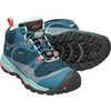Chaussures de randonnée imperméables Terradora Mid Mer aqua/Corail