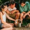 Réchaud Campfire Acier inoxydable