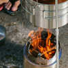Campfire Stove Stainless Steel
