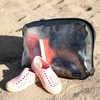 RunOff Waterproof Packing Cube Black/Clear