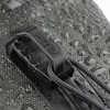 RunOff Waterproof Toiletry Bag Black/Clear