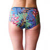 Culotte de bikini réversible Kaly Tropical