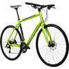 Vélo Shadowlands Lime/Noir