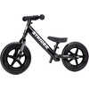 12 Sport Balance Bike Black