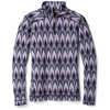 Merino 250 Baselayer Pattern 1/4 Zip Purple Mist