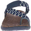 Around Town Sunvue Thong Woven Sandals Navy