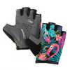Ride Cycling Glove Tropical Print/Multi Black