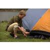 Campster Sandals Dark Shadow/Russet