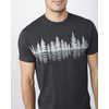 Treelake T-shirt Meteorite Black