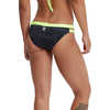 Sandblasted Mojave Cove Bikini Bottoms Black/Comedy