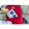 Tribute 40L Travel Pack Bordeaux Red