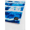 Beach Towel Indigo Sun
