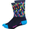 Aireator Barnstormer Ombre Socks Navy/Process Blue/Hi-Vis Pink