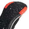 Chaussures de course sur route Pulseboost HD Noir noyau/Gris cinq/Rouge solaire