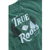 Stay True Crew Pullover Pine Green