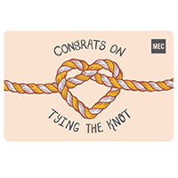 MEC E-Gift Card Wedding