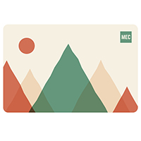 MEC E-Gift Card Mountain