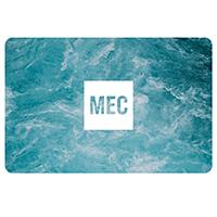 Carte‑cadeau électronique de MEC Mer