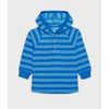 Bambini Pullover Bright Blue Riga Grande Stripe