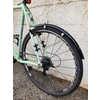 Garde-boue de vélo de route Freddy Speedez Noir