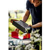 Portable Tabletop Grill Red