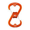 Ahhh... Aluminum Bottle Opener Orange