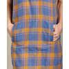 Hartland Short Sleeve Dress Flint Stone