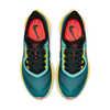 Air Zoom Pegasus 36 Trail Running Shoes Geode Teal/Bright Crimson-Black