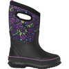 Classic Waterproof Insulated Boots Black Multi-Big NW Garden