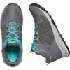 Explore Mid Waterproof Light Trail Shoes Steel Grey/Bright