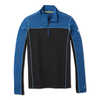 Merino Sport 250 Long Sleeve 1/4 Zip Top Alpine Blue Heather