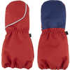 Toasty Mitts Deep Red