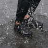 Chaussures imperméables Cloudflyer Reflective Noir/Lunaire