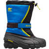 Flurry TP Winter Boots Black/Super Blue