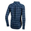 Rove Shirt Navy/Aquifer Plaid