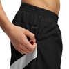 Own the Run Shorts Black