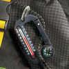 Mousqueton thermomètre/boussole HikeHitch 2