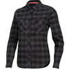Rove Shirt Black/Phantom Plaid