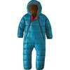 Patagonia Hi Loft Down Sweater Bunting Infants Mec