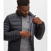 Boundary Light Down Jacket Black