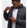 Manteau réversible en duvet Transference Noir/Noir